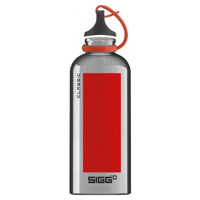 SIGG Classic Accent Red 0,6 L