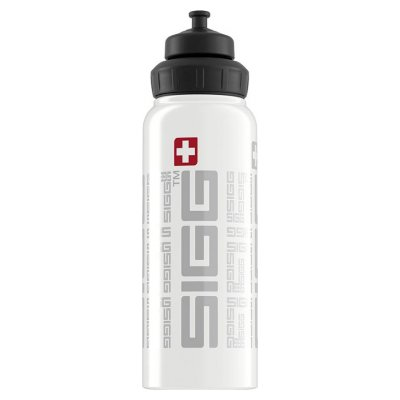 SIGG WMB SIGGnature White 1 L