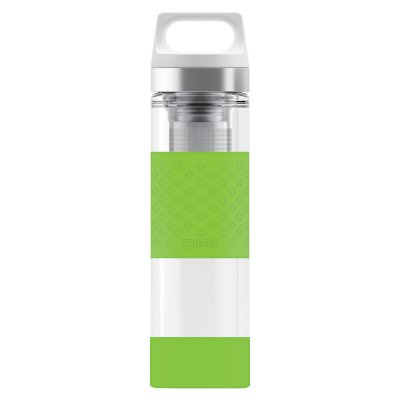 SIGG Hot & Cold Glass WMB Green 0,4 L