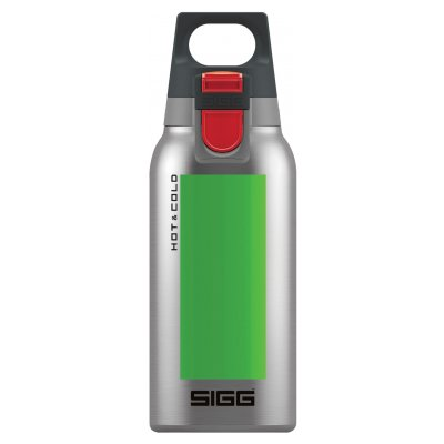 SIGG Hot & Cold ONE ACCENT Green 0,3 L