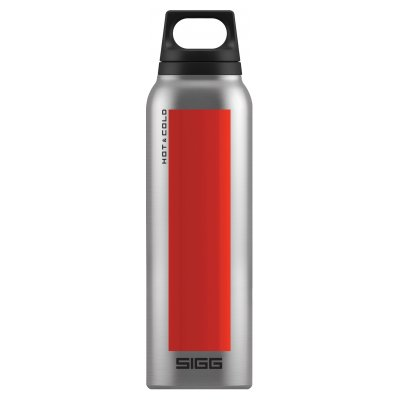 SIGG Hot & Cold ACCENT RED 0,5 L