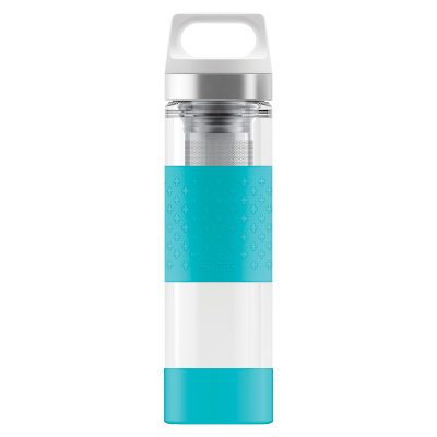SIGG Hot & Cold Glass WMB Aqua 0,4 L
