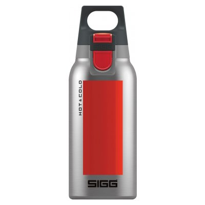 SIGG Hot & Cold ONE ACCENT Red 0,3 L